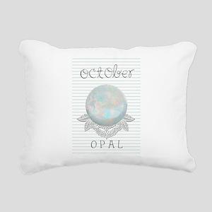 ! Rectangular Canvas Pillow