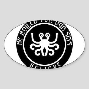 Pastafarian Sticker