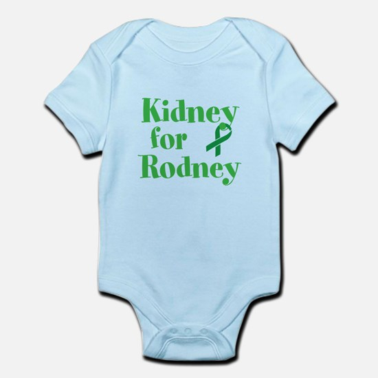 Personalize,Kidney for ___. Infant Bodysuit