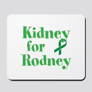 Personalize,Kidney for ___. Mousepad