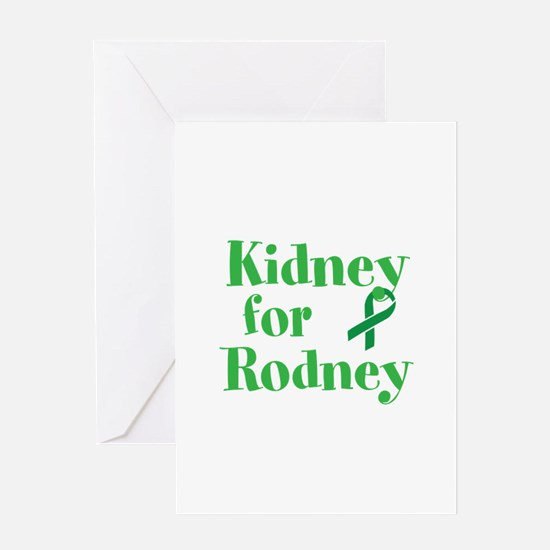 Personalize,Kidney for ___. Greeting Card