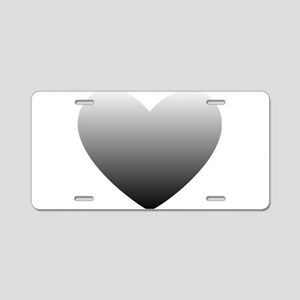 50 Shades of Grey Aluminum License Plate