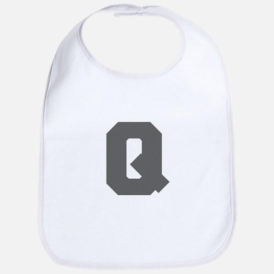 Q-Fre gray Bib