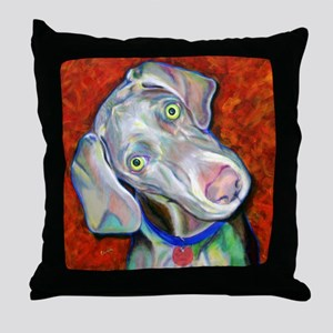 Say What!?! Throw Pillow