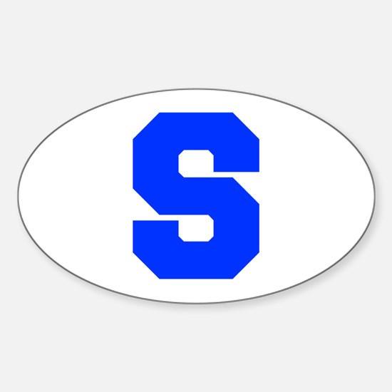 S-Fre blue Decal