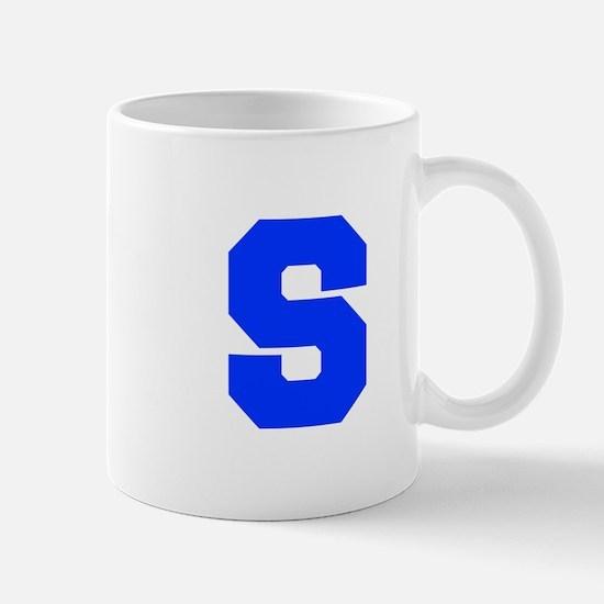 S-Fre blue Mugs
