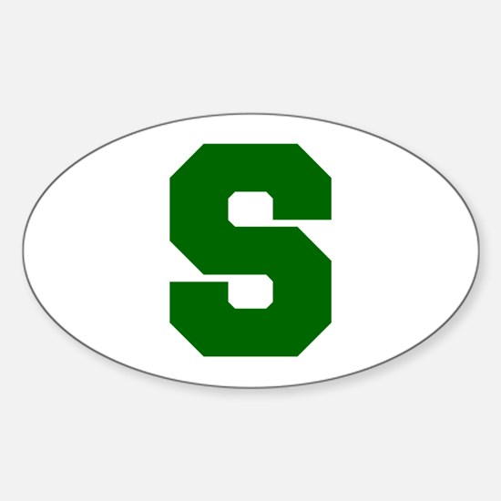 S-Fre d green Decal