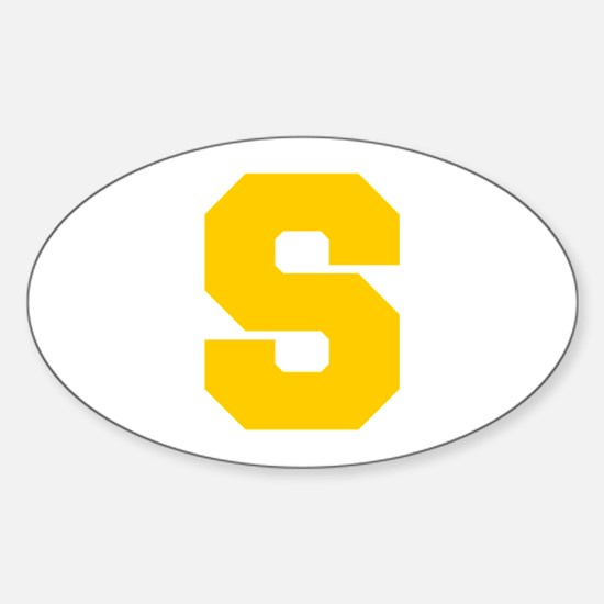 S-Fre gold Decal