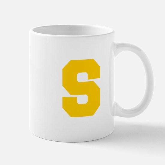 S-Fre gold Mugs