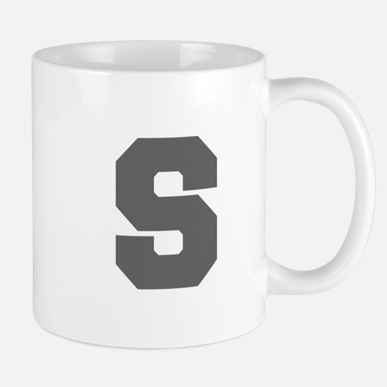 S-Fre gray Mugs
