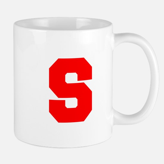 S-Fre red Mugs
