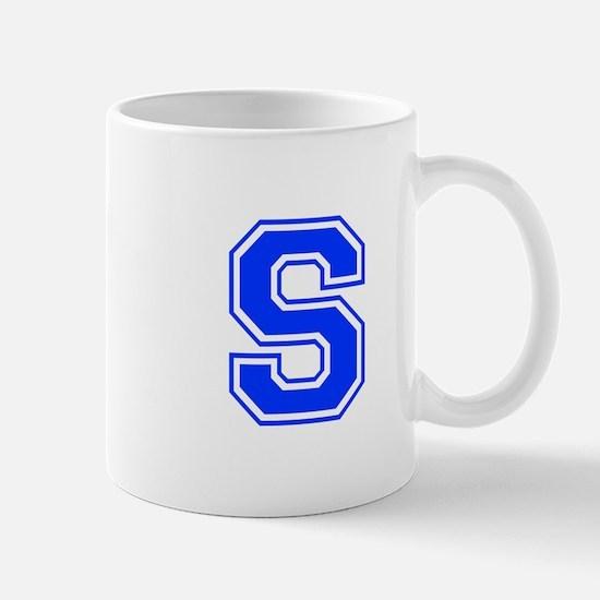 S-Var blue Mugs
