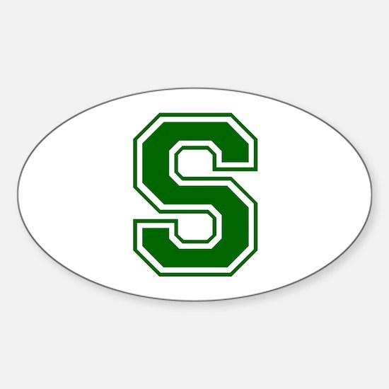 S-Var d green Decal
