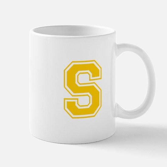 S-Var gold Mugs