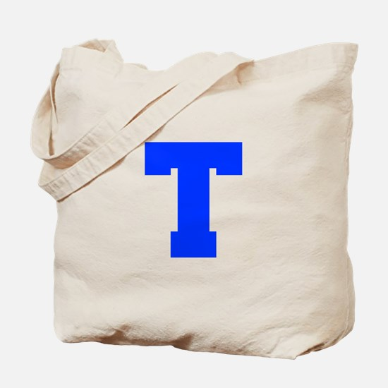 T-Fre blue Tote Bag