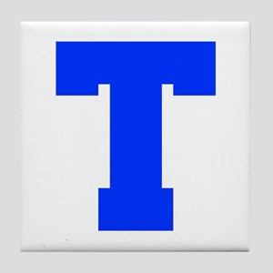 T-Fre blue Tile Coaster