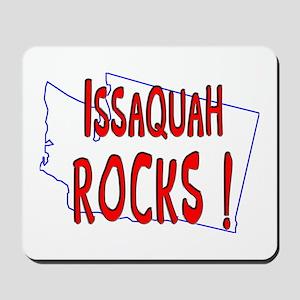 Issaquah Rocks ! Mousepad
