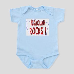 Issaquah Rocks ! Infant Bodysuit