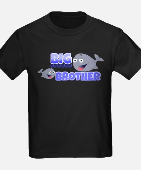 Big Brother Whales T-Shirt