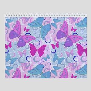 Butterflies in Flight- Wall Calendar