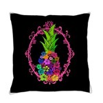 Pineapple Made From Hibiscus Everyday Pillow