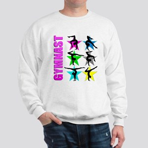 GYMNAST CHICK Sweatshirt