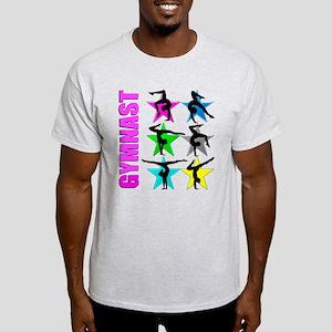 GYMNAST CHICK Light T-Shirt