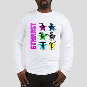 GYMNAST CHICK Long Sleeve T-Shirt
