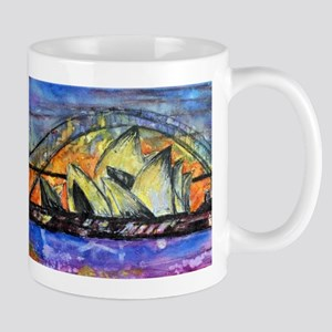 Hot Sydney Night Mugs