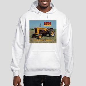 Minneapolis Moline Tractor Hooded Sweatshirt