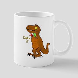 Puppeteer Tyrannosaurus Mugs