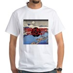 Samurai Archives Podcast T-Shirt