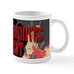 Samurai Archives Podcast Mug Mugs