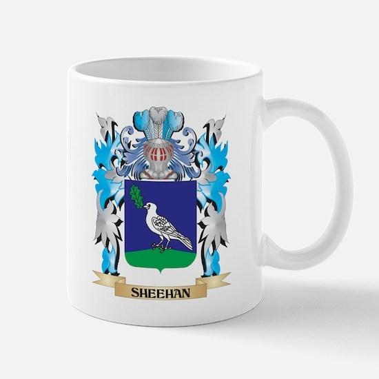 Sheehan Coat of Arms - Family Crest Mugs