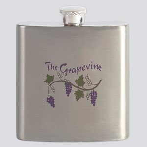 THE GRAPEVINE Flask