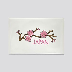 JAPAN CHERRY BLOSSOM Magnets