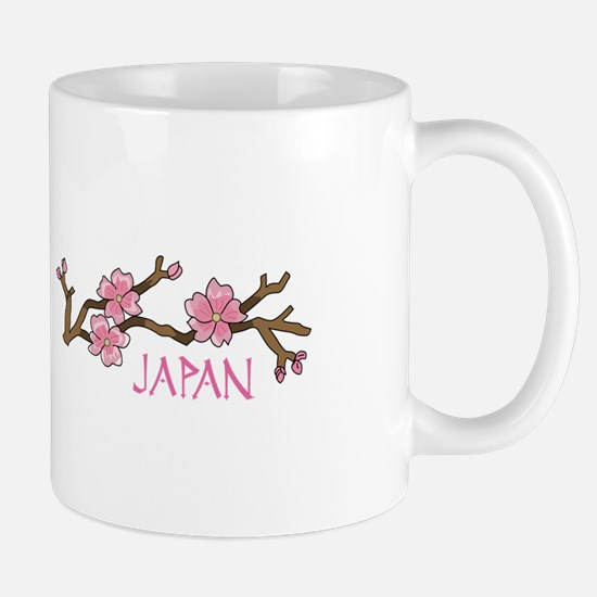 JAPAN CHERRY BLOSSOM Mugs