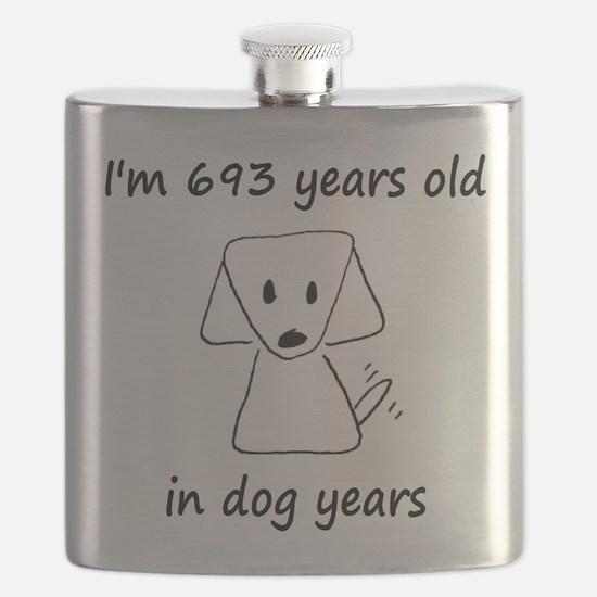 99 dog years 6 Flask