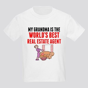 My Grandma Is The Worlds Best Real Estate Agent T-