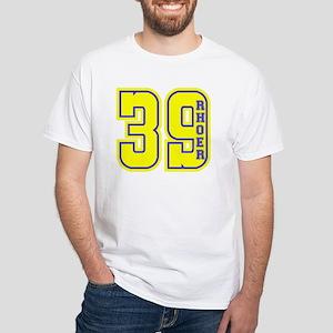 Rhoer Founding Year - Yellow T-Shirt