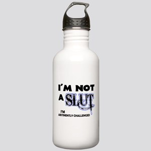 Not a Slut Water Bottle