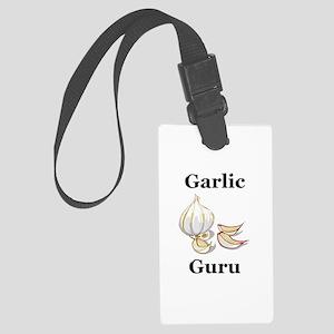 Garlic Guru Large Luggage Tag
