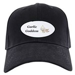 Garlic Goddess Black Cap