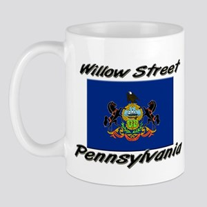 Willow Street Pennsylvania Mug