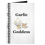 Garlic Goddess Journal