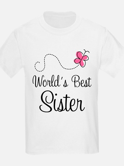 World's Best Sister T-Shirt