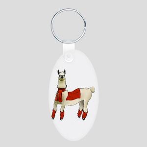 Llama Keychains
