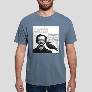 I'm Just A Poe Boy - Bohemian Rhapsody T-Shirt