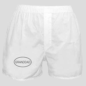 GRANDDAD (oval) Boxer Shorts