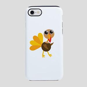 Cute Turkey iPhone 7 Tough Case